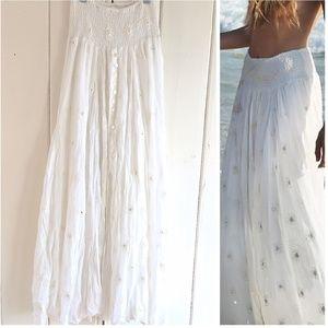 Boho skirt from Miss June Paris